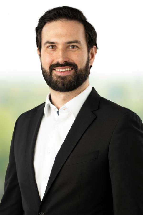 Portrait von Frederik Meßmer
