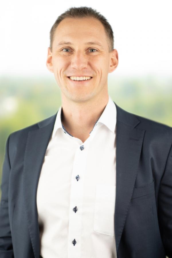 Portrait von Michael Teglas